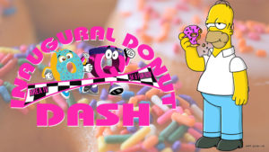 Get your Donut Dash On!