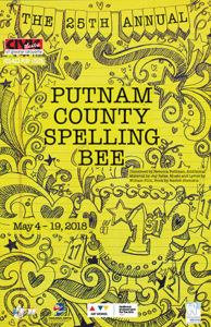 The 25th Annual Putnam County Spelling Bee @ Monan Depot Theatre