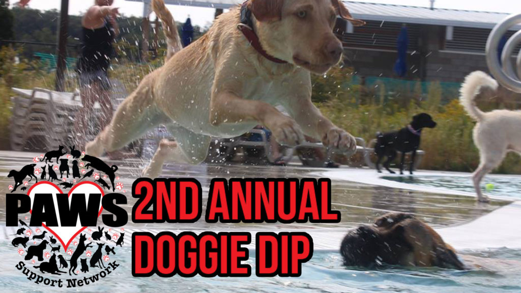 2nd Annual Doggie Dip @ Prophetstown State Park