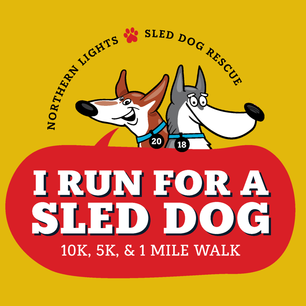 I Run for Sled Dog 10/5k and Walk @ Prophetstown State Park