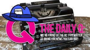 The Daily Q: September 21, 2018