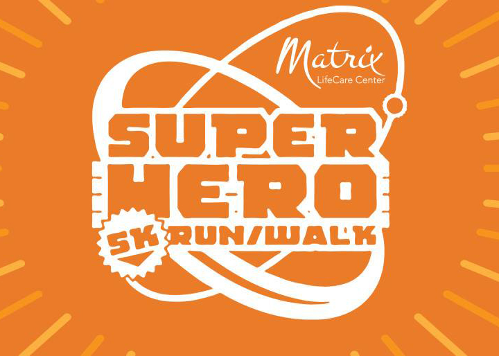 Super Hero Run 5K @ Jenks Rest