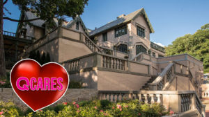 QCares: Fowler House Mansion