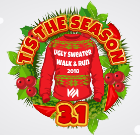 Ugly Sweater Run Logo